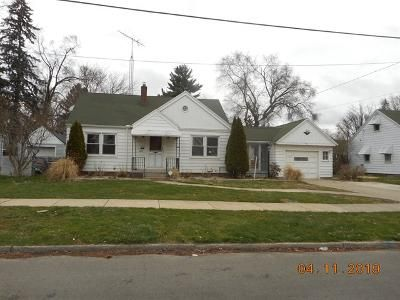 3 Bed 1 Bath Foreclosure Property in Toledo, OH 43609 - Dundee St