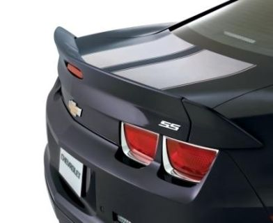 Buy Black Blade Spoiler 2010-2013 Camaro GM Accessories GBA 92234283 motorcycle in Boyertown, Pennsylvania, US, for US $419.99