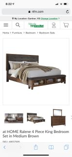 Gorgeous Queen Bed Frame