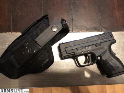 For Sale: Springfield XD .40