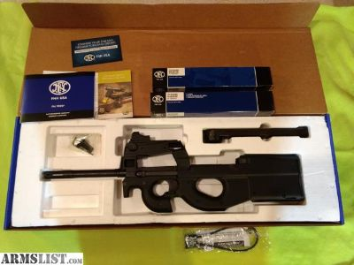 For Sale: FNH PS-90 with Red Dot