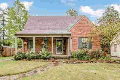 48 N Alicia Dr Memphis Three BR, This beautiful Midtown Cottage