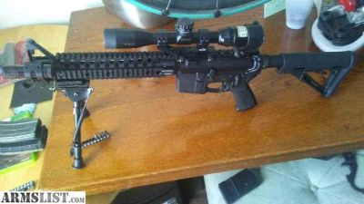 For Sale: Palmetto state fn ar15