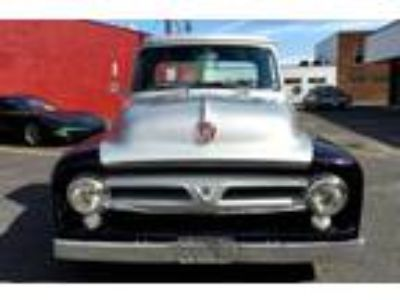 1953 Ford Mercury F100 Pickup Fuel Injected302ci