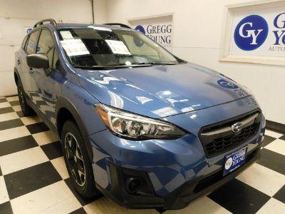 2018 Subaru Crosstrek 2.0i (Quartz Blue)