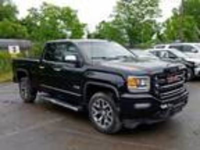 Salvage 2016 GMC SIERRA SLT for Sale