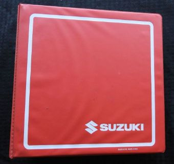 Sell 1977-2003 SUZUKI GS GSX GSX-R 750 1000 1100 MOTORCYCLE SERVICE TOOLS MANUAL RARE motorcycle in Sandwich, Illinois, United States, for US $129.95