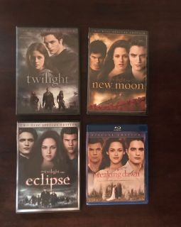 Twilight Series Movies