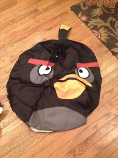 One size fits all angry bird