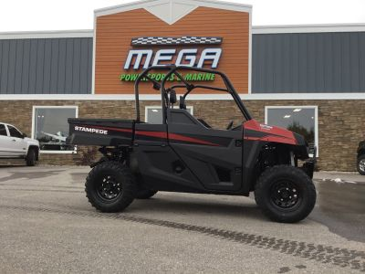 2018 Textron Off Road STAMPEDE INFERNO Sport Side x Side ATVs Gaylord, MI