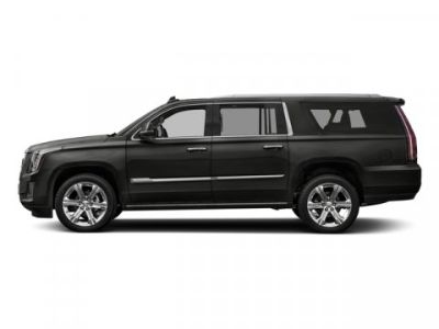2018 Cadillac Escalade ESV Premium (Dark Granite Metallic)