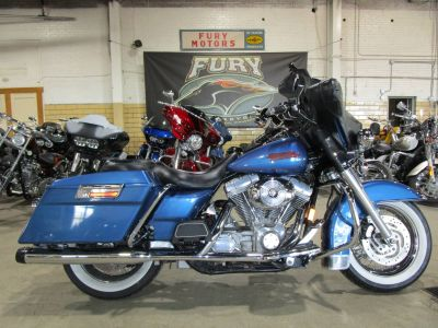 2005 Harley-Davidson FLHT/FLHTI Electra Glide Standard Touring Motorcycles South Saint Paul, MN