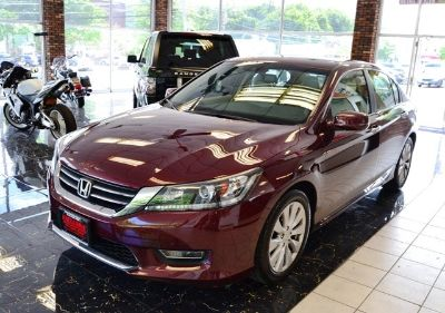 2013 Honda Accord EX-L (Basque Red Pearl II)
