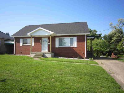 85 Camelian Ave Uniontown, Brick 1 1/2 Story Home offering