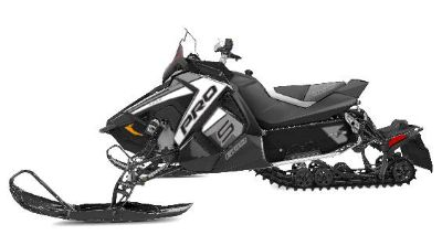 2019 Polaris 600 RUSH PRO-S 1.25 RIPSAW II SnowCheck Select Snowmobile Hamburg, NY