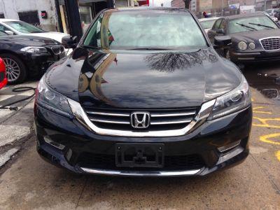 2013 Honda Accord EX-L (Crystal Black Pearl)