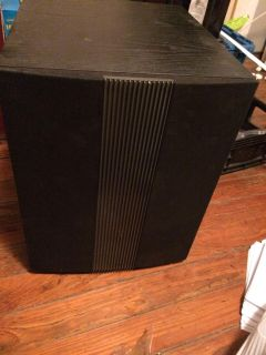 """Proficient Audio Systems PS12 12"""" powered subwoofer /Used"""