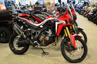 2017 Honda Africa Twin DCT Dual Purpose Motorcycles Olive Branch, MS