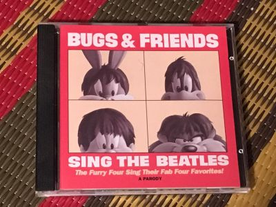 RARE Bugs and Friends Sing the Beatles