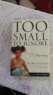 TOO SMALL TO IGNORE - Why Children Are The Next Big Thing
