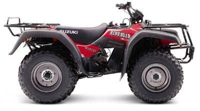2001 Suzuki King Quad Utility ATVs Ebensburg, PA