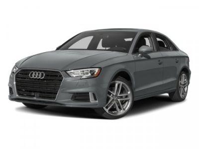 2018 Audi A3 SEDAN Premium (Mythos Black)