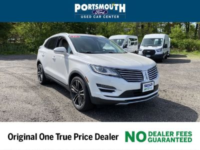 2017 Lincoln MKC (White Platinum Metallic Tri-Coat)