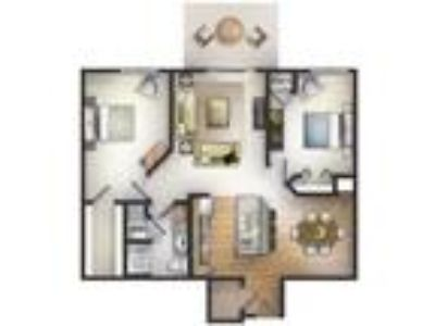 Highlands at River Crossing Apartments 55+ - Two BR, One BA Open Concept
