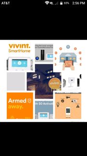 Free Install and VIVINT Smarthome