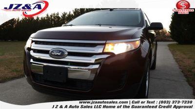2012 Ford Edge SE (Cinnamon Metallic)