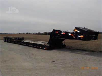 2013 Trail King 50x108 Trailer
