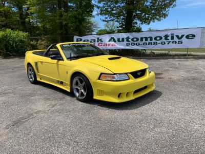 2000 Ford Mustang GT (Zinc Yellow)