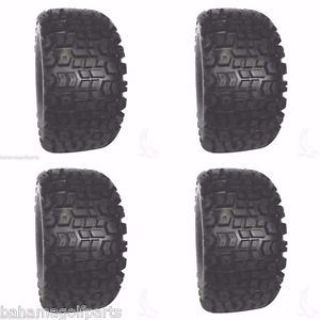 Sell (4) Kenda Terra Trac 20x10.00-8 4 Ply Golf Cart Tires motorcycle in Rosedale, Maryland, United States, for US $230.00