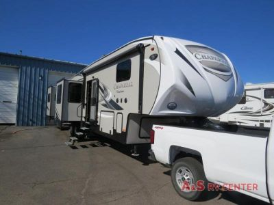 2018 Forest River Rv Chaparral 381RD