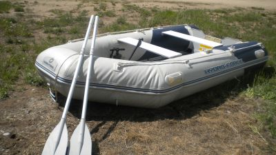 Boat, Rigid Inflatable