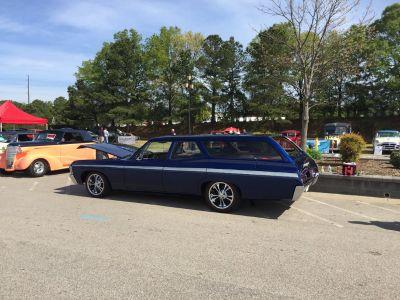 1967 Restomod wagon