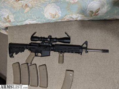 For Sale: PSA AR-15