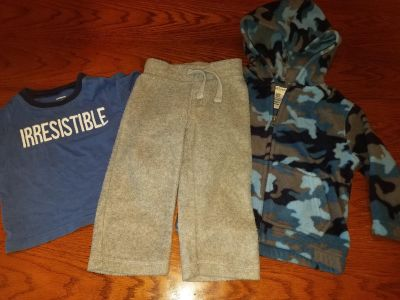 Boys outfit size 18 Month