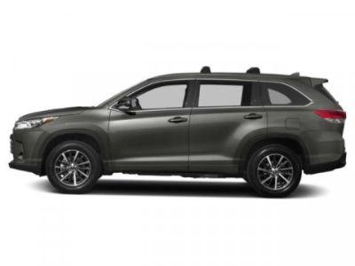 2019 Toyota Highlander XLE (Alumina Jade Metallic)