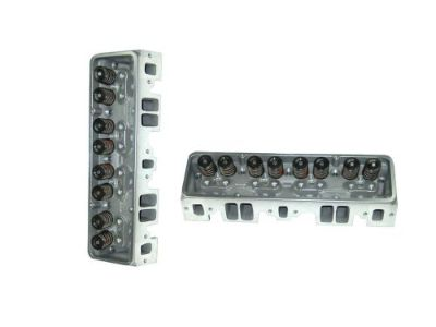 Sell Dart SHP Aluminum Cylinder Heads for Small Block Chevy Assembled 127122 motorcycle in Troy, Michigan, United States, for US $1,180.00