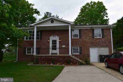 4601 Usange St BELTSVILLE Four BR, Awesome brick home on huge