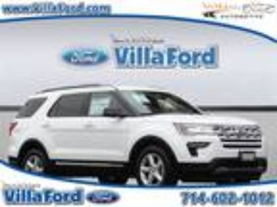 Used 2019 Ford Explorer Oxford White, 4.98K miles