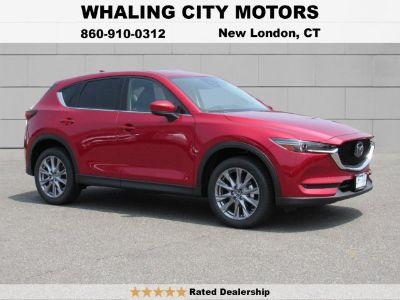 2019 Mazda CX-5 (Soul Red Crystal Metallic)