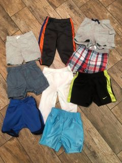 Mixed Lot of 12 Months Shorts and Pants