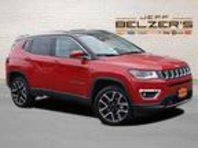 used 2017 Jeep Compass for sale.