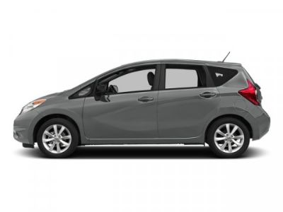 2015 Nissan Versa Note S (Magnetic Gray Metallic)