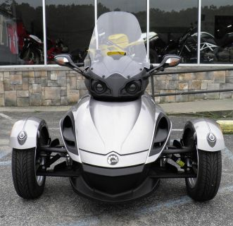 2011 Can-Am Spyder RS SE5 Trikes Motorcycles Oakdale, NY