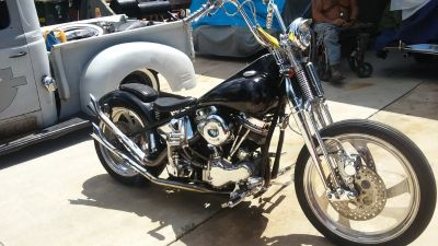1950 Panhead Custom - Reduced