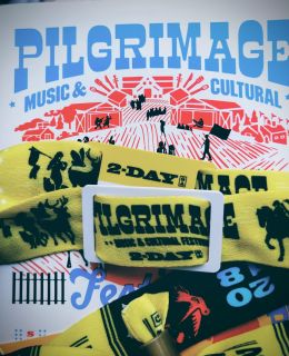 Two 2-day passes to the Pilgrimage Festival.