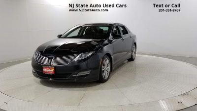 2013 Lincoln MKZ Base (tuxedo black)